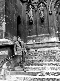 Регенсбург, у  собора (Фото из личного архива В.А. Никитина)