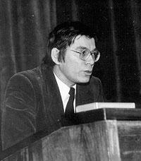 Валентин Никитин. Начало учёной деятельности